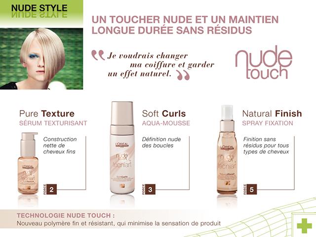 L'Oréal Nude Style