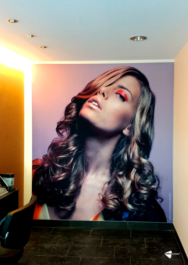 Paulo Machado Coiffure: Interior sneak peek