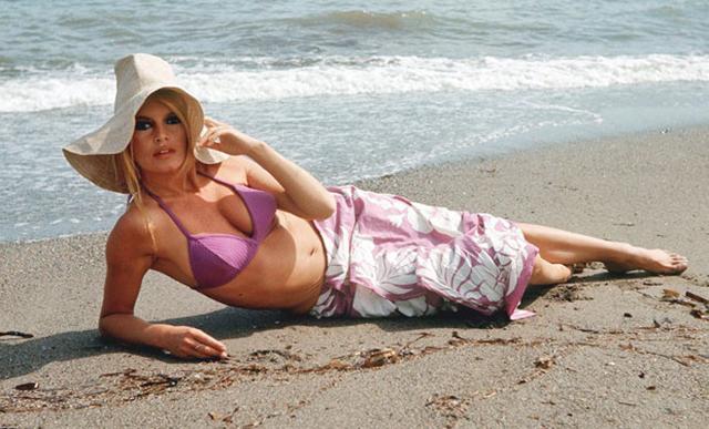 Brigitte Bardot St Tropez