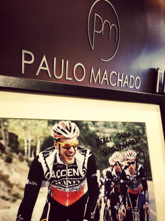 @ Paulo Machado Salon