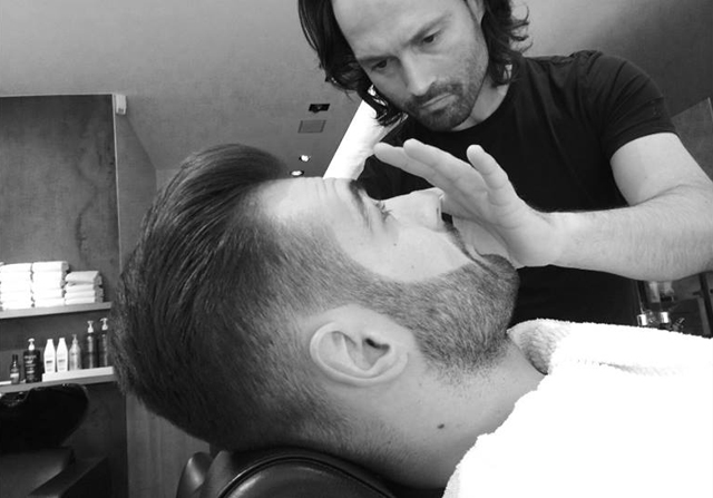Paulo Machado Coiffure at Work