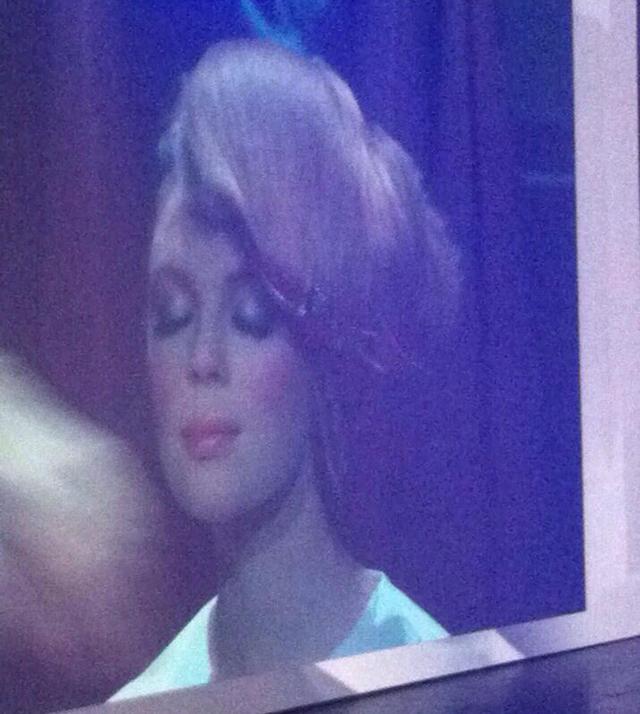 Paulo Machado @ L'Oréal Hair Fashion Show 2014