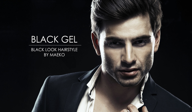 Black Gel by Maeko