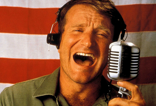Robin Williams - Good Morning Vietnam
