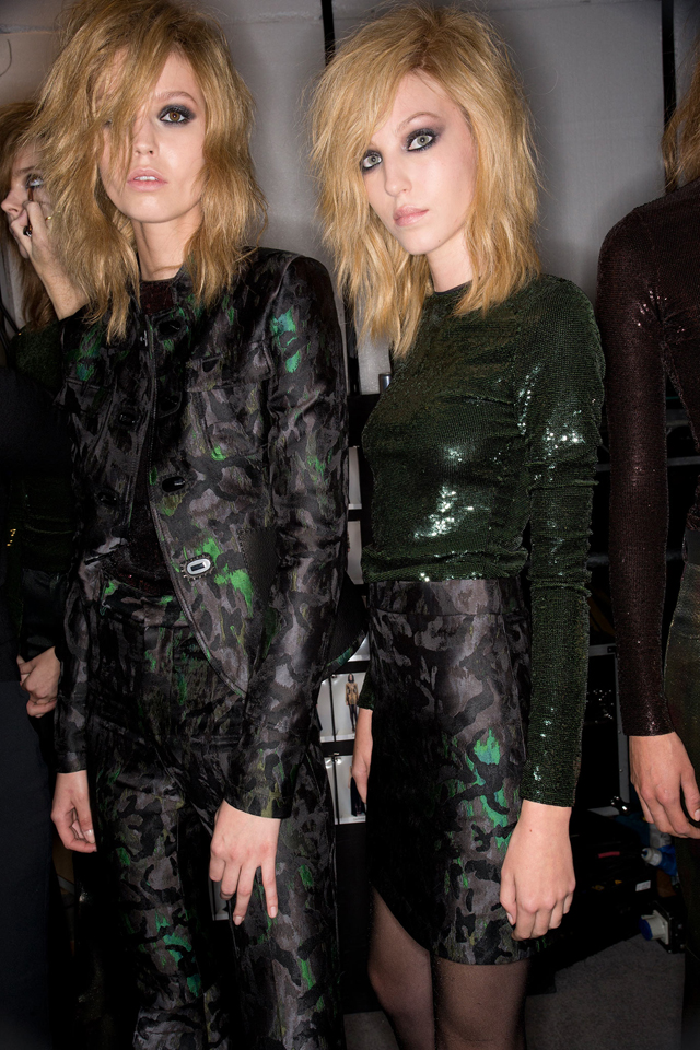 Paulo Machado's choice  - Tom Ford Paris Fashion Week