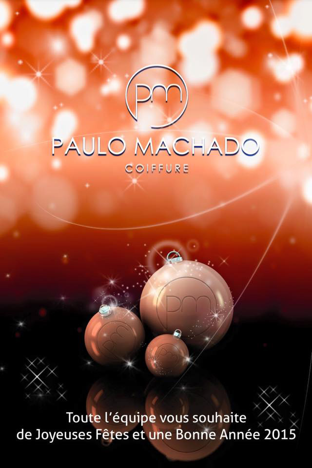 Happy Holidays from Paulo Machado Team