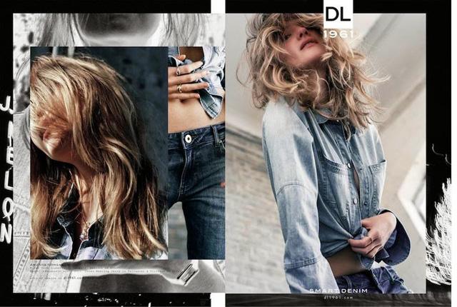 Paulo Machado's Choice:  DL 1961 Jeans Spring Sumer 2015