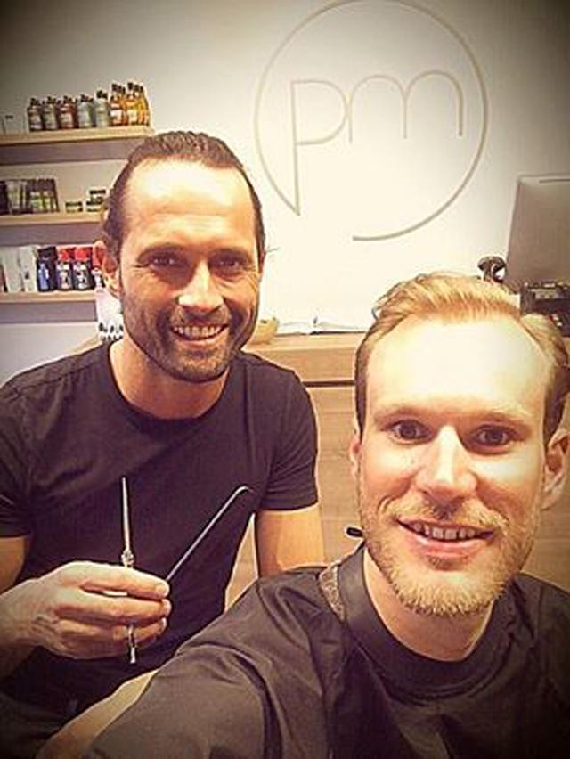 Paulo Machado Coiffure & Jempy Drucker