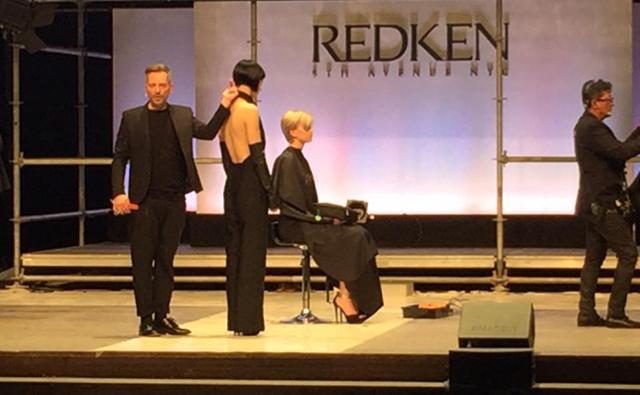 Paulo Machado Coiffure - Redken Symposium 2016