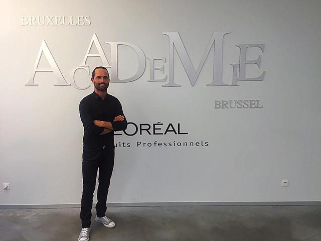 Paulo Machado Coiffure L'Oreal Academy 2016